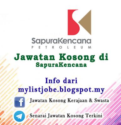 Jawatan Kosong di SapuraKencana Drilling Tioman Sdn Bhd