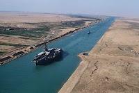 قناة السويس - ( تعريف - تاريخ - إفتتاح - تأميم )