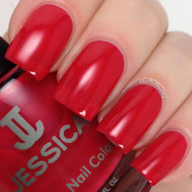 Jessica Cosmetics- Daring