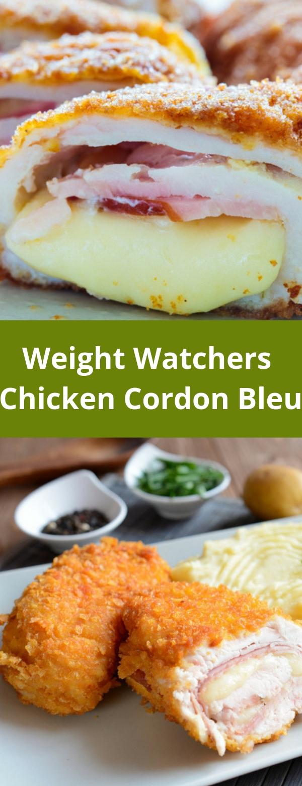 Weight Watchers Chicken Cordon Bleu