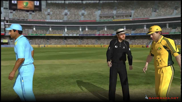 Ashes Cricket 2009 Gameplay Screenshot 1