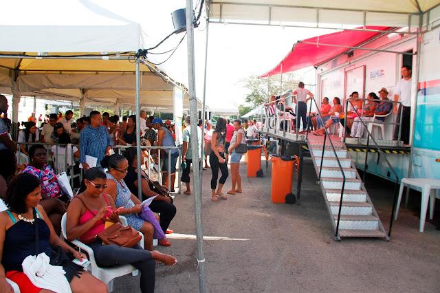 Resultado de imagem para Prefeitura de Lauro de Freitas entrega postos de saúde ccnnews saiunoblog