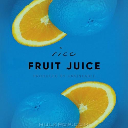 Rico – Fruit Juice – Single