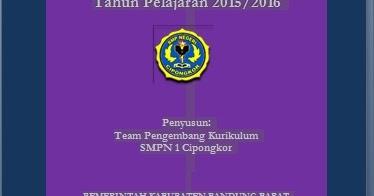 Smp Negeri 1 Cipongkor Bandung Barat Analisis Kontek Smp Negeri 1 Cipongkor Bandung Barat Tahun Pelajaran 2015 2016
