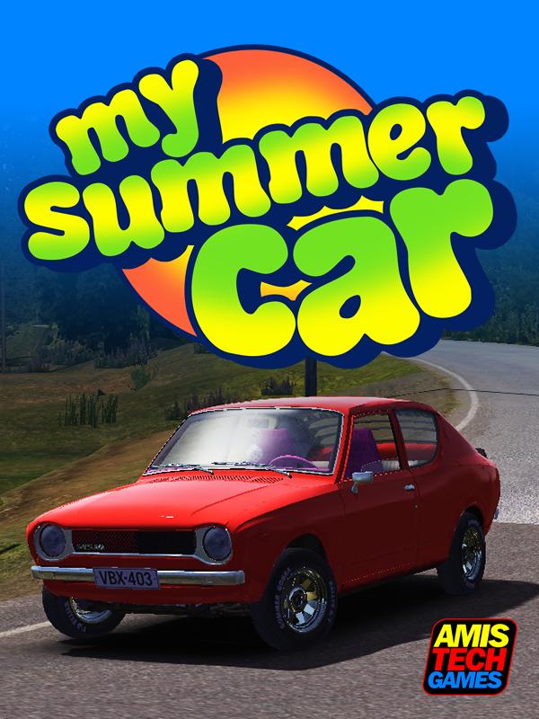 Resultado de imagem para CAPA MY SUMMER CAR
