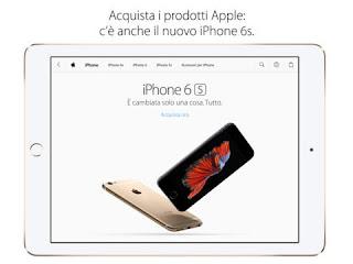 Apple Store , l'app si aggiorna alla vers  3.7.1