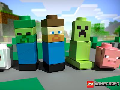 ZC-Infinity Reviews: MonthCraft: The Brick Miser: Lego