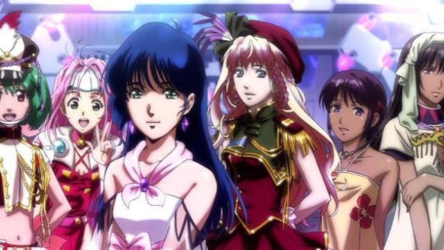 Macross Series - Daftar Anime Tentang Idol Terbaik