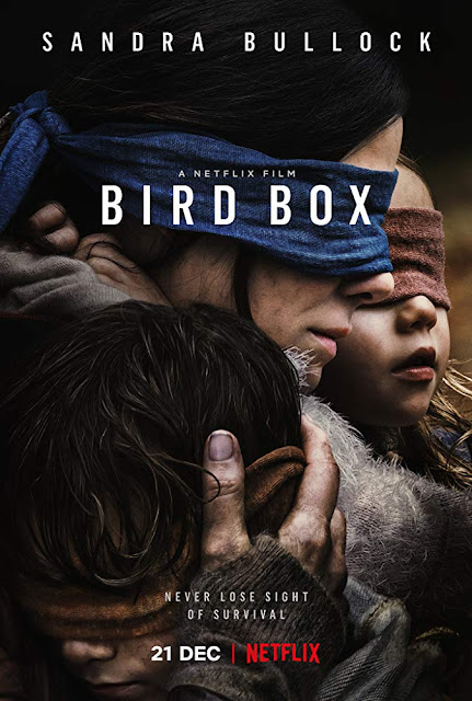 Bird Box 2018 Netflix movie poster