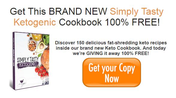 Get your free Ketogenic Cookbook now / Keto Diet Menu - Best Keto Recipes