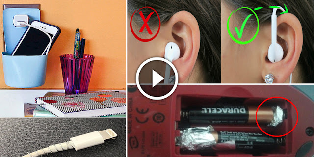 10 Lit Life Hacks For Things That You Are Doing Wrong Ever!