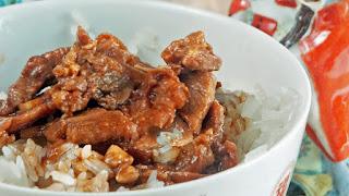 Pork Stir-Fry with Sesame Oil