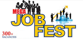 Mega Job Fest: 300+ Openings for Freshers/Experienced: 20+ Companies - October 2016
