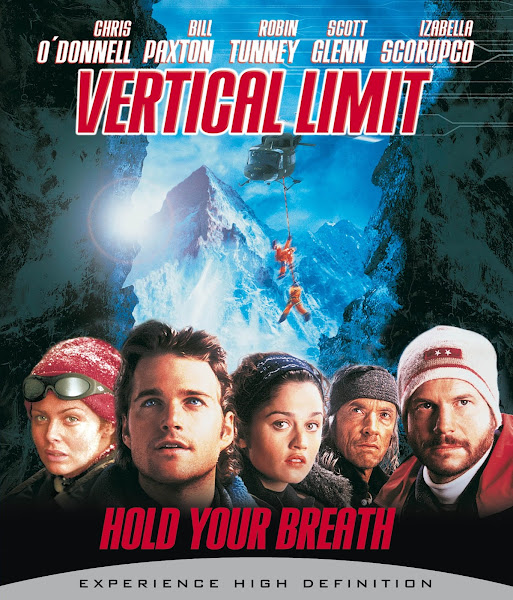 Poster of Vertical Limit (2000) Dual Audio [Hindi-DD5.1] 720p BluRay ESubs Download