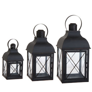 metal decorative lanterns
