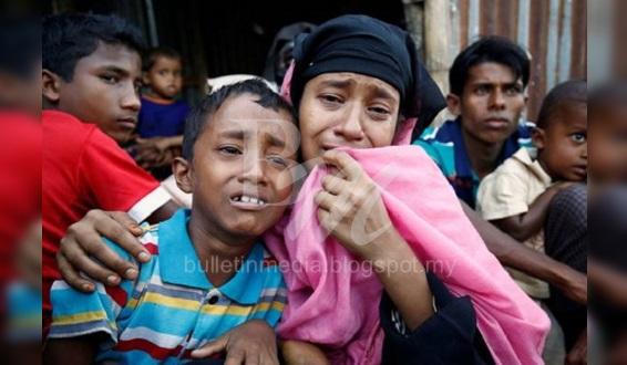 Kami Mahu Kekal Islam, Mati Pun Sebagai Islam - Derita Etnik Rohingya Dipaksa Tukar Agama Jika Mahu Selamat