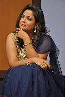 Shilpa Chakravarthy anchor and actress in anarkali dress  Exclusive 001.JPG