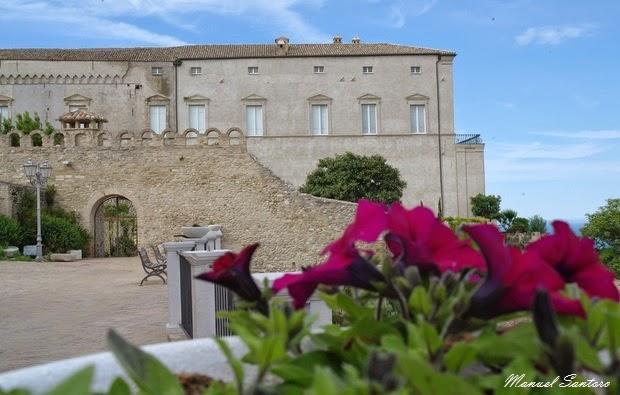 Vasto, Palazzo D'Avalos