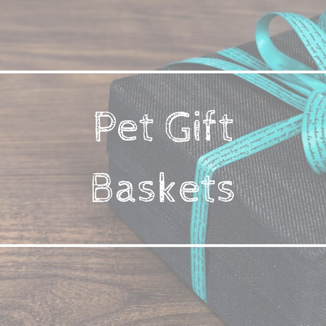 Pets Love Gift Baskets, Too
