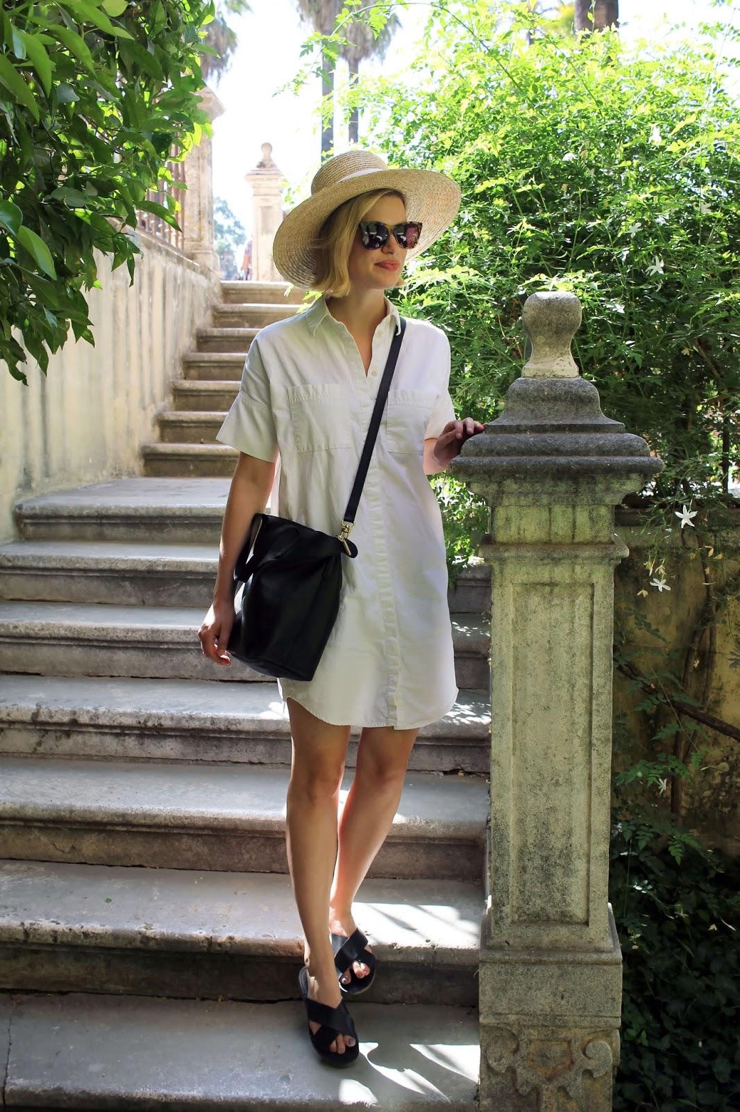 Madewell Courier Dress