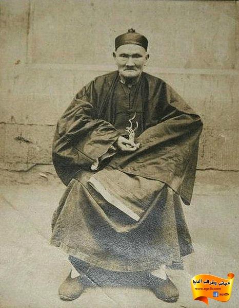 رجل عاش 256 عاما من 1677-1933