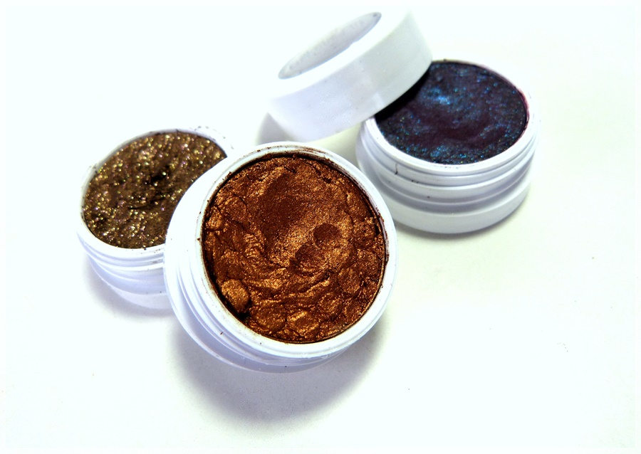 Color Pop Super Shock Eyeshadows Nillionaire, Game Face, Bae