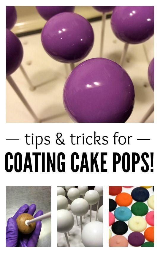 Fun Dip: How to Make Candy-Coated Cake Pops