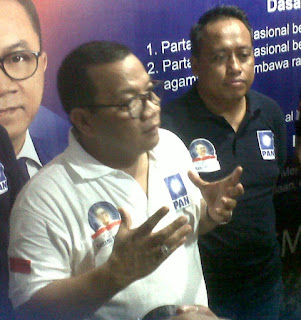 Ketua DPW PAN Jatim Masfuk