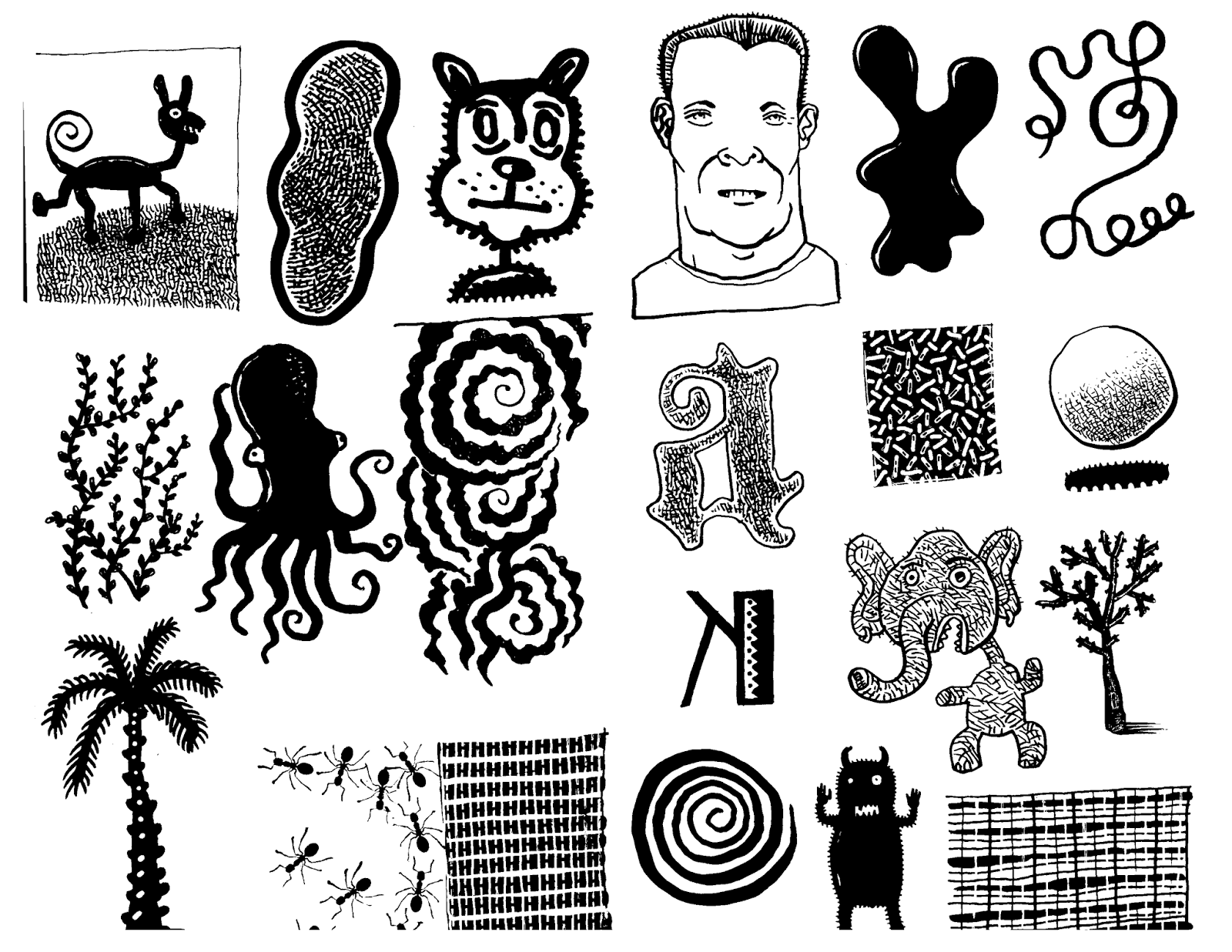 Don Moyer Sketchbook: January 2014
