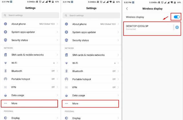 Cara Menampilkan Layar Android di PC Tanpa Root dan Internet