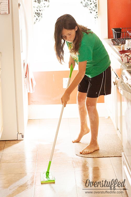 how to get even your teenager to do chores