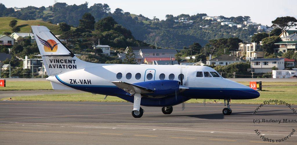 vincent aviation australia