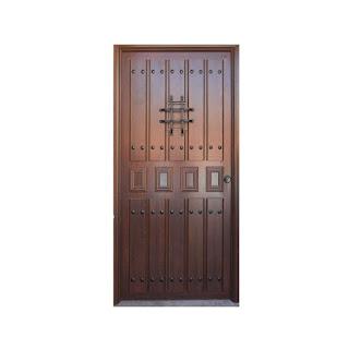 Puerta rustica Galicia con ventanuco
