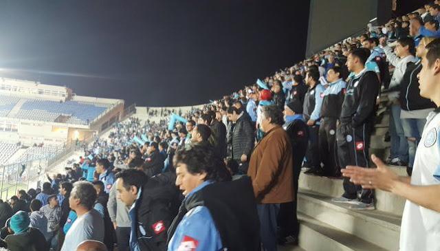 LAS IMÁGENES DEL TRIUNFO DE BELGRANO DE CORDOBA SOBRE HURACAN EN COPA ARGENTINA