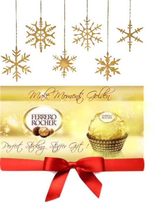 The Perfect Stocking Stuffer - Ferrero Rocher www.toyastales.blogspot.com #ToyasTales