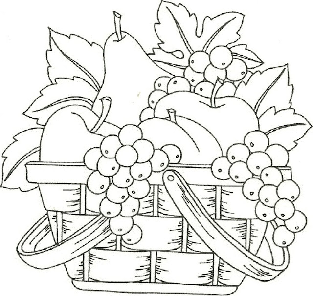 Imagenes de un bodegon para dibujar de fruta