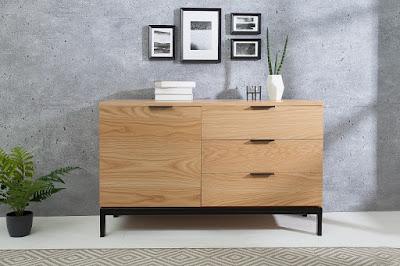 komody Reaction, nábytek ze dřeva, moderní nábytek