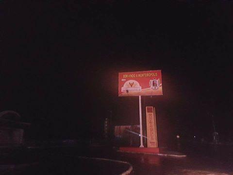 Em Monteirópolis, após 18h, energia é restabelecida no município