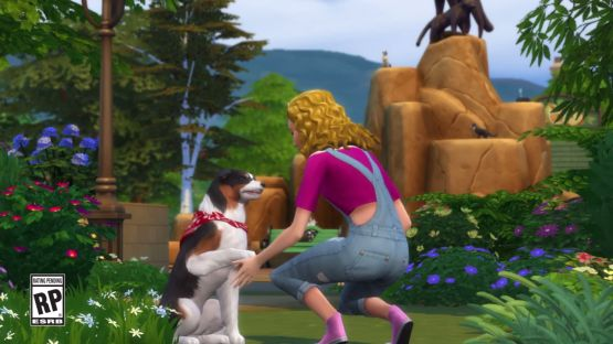 The Sims 4 Cats and Dogs screenshot 4