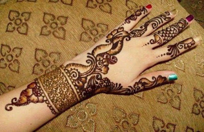 Easy-and-simple-bridal-mehendi-designs-for-full-hands-and-legs-1