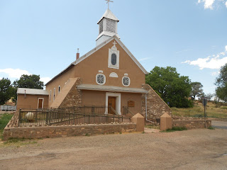 galisteo church