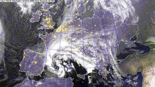 μεσογειακοί κυκλώνες