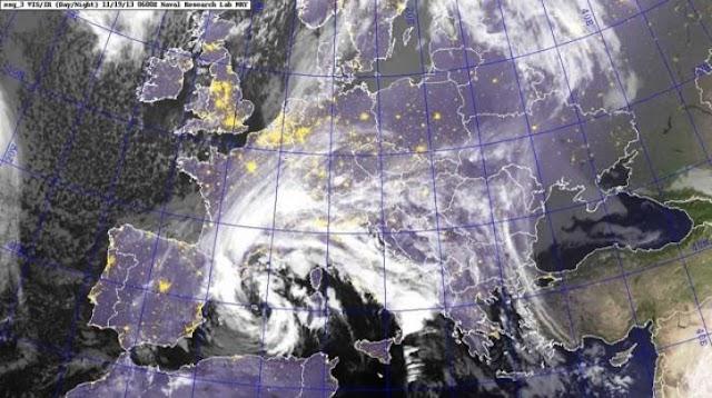 Τι είναι οι μεσογειακοί κυκλώνες και πώς δημιουργούνται
