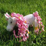 patron gratis unicornio amigurumi   free amigurumi pattern unicorn