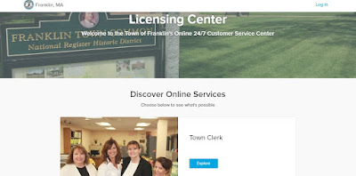 License your Dog today. New easy online registration!