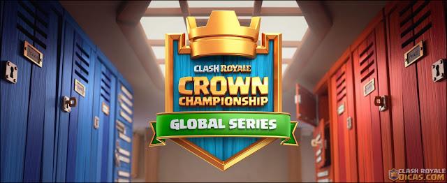 Supercell anuncia Competição Global Crown Championship - 1
