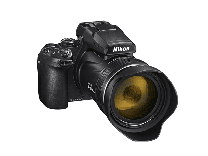 Nikon announces COOLPIX P1000 camera with 3000 mm equivalent lens with 125x optical zoom!
