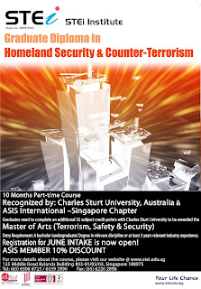 Graduate Diploma in Homeland Security & Counter Terrorism
