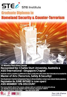 Graduate Diploma in Homeland Security & Counter Terrorism