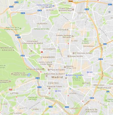 M-30 Madrid, Francisco Javier Tapia, KnowMadrid